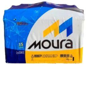 BATERIA MOURA 90AH CURITIBA