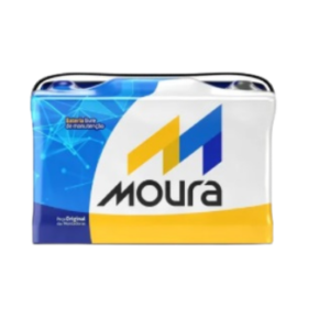 BATERIA MOURA 60AH CURITIBA PR